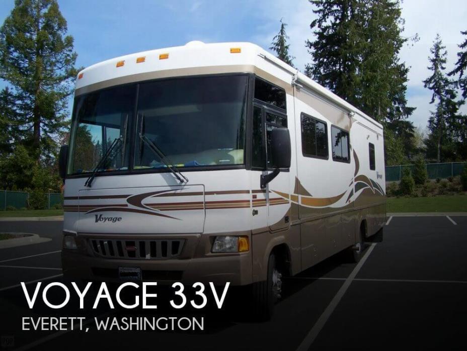 2006 Winnebago Voyage 33V
