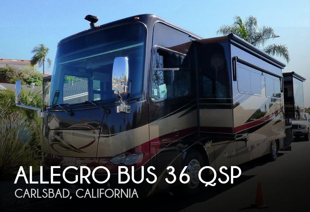2013 Tiffin Allegro Bus 36 QSP