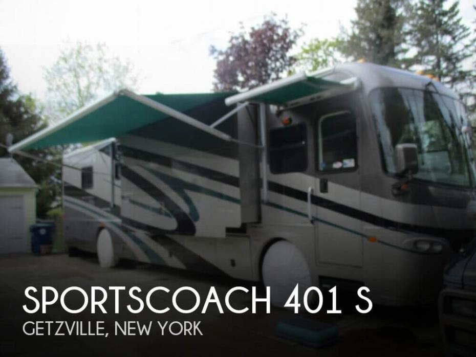2004 Coachmen Sportscoach 401 S