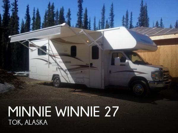 2015 Winnebago Minnie Winnie 27
