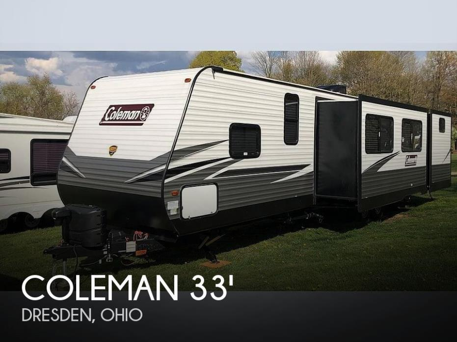 2020 Dutchmen Coleman Lantern 337BH