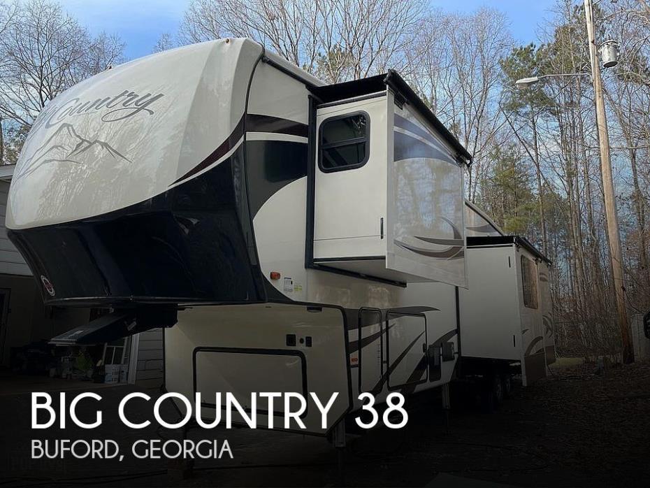 2019 Heartland Big Country 3850 MB