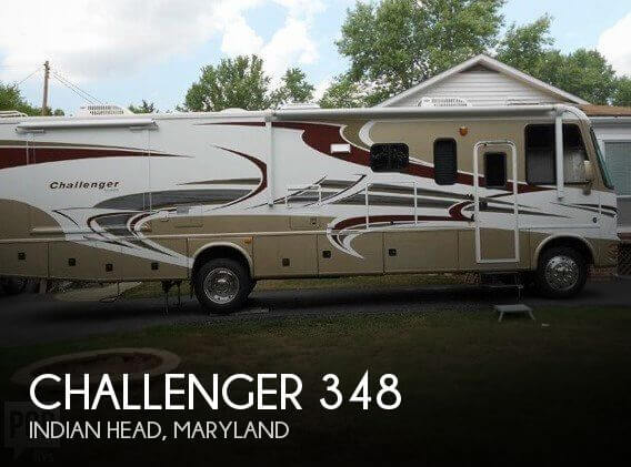 2010 Damon Challenger 348