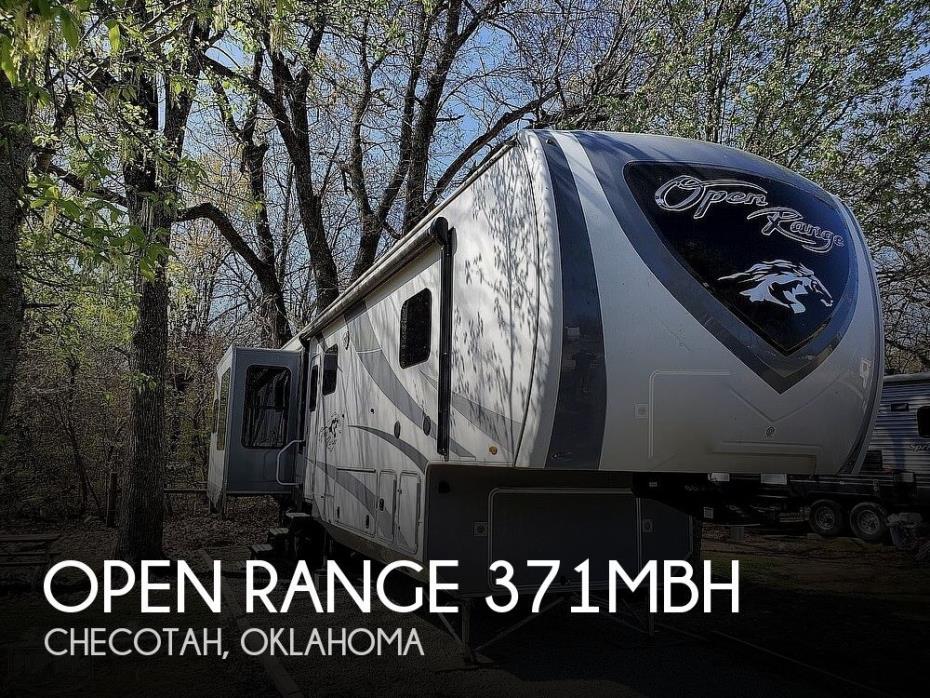 2019 Highland Ridge Open Range 371MBH