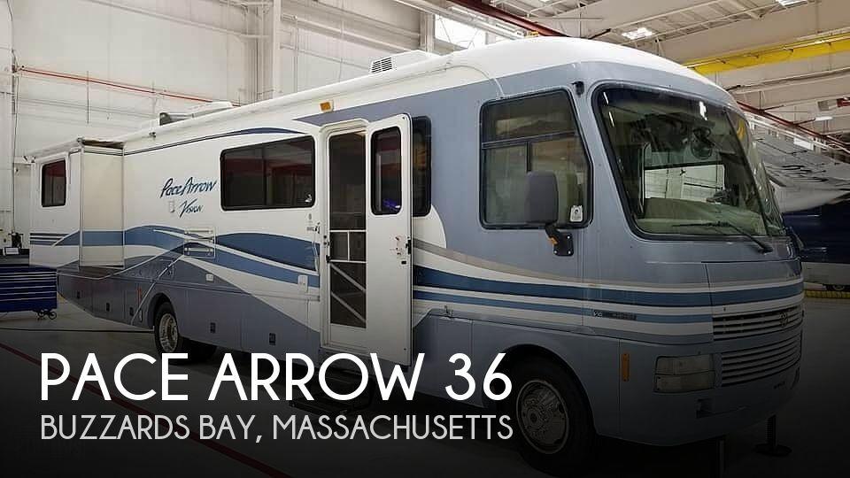 1999 Fleetwood Pace Arrow 36