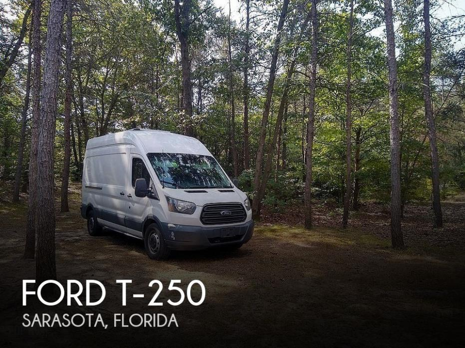 2015 Ford 250 Van High Roof