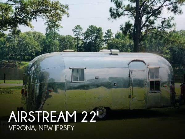 1959 Airstream Airstream 22 Carvanner