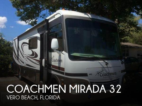 2011 Coachmen Coachmen Mirada 32