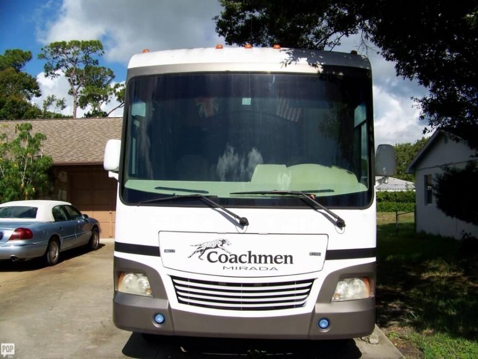 2011 Coachmen Coachmen Mirada 32, 6