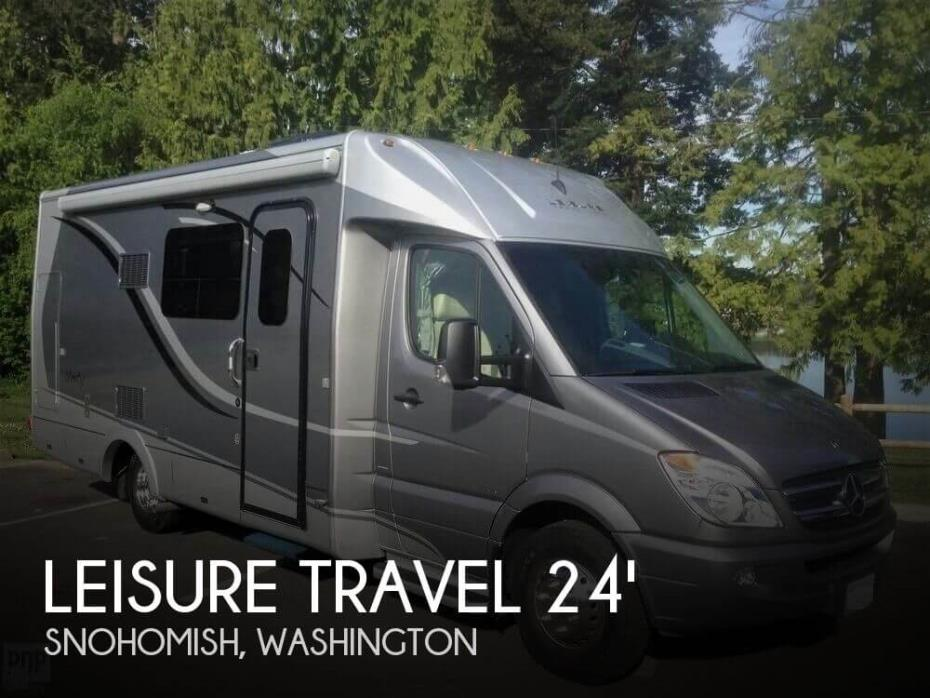 2013 Leisure Travel Leisure Travel Unity U24MB