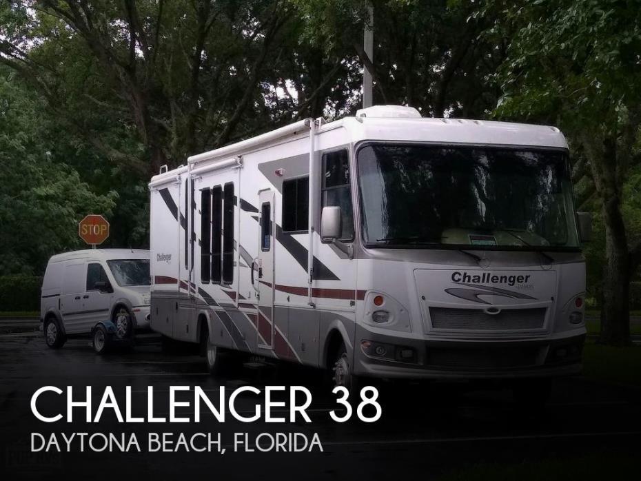 2007 Damon Challenger 38