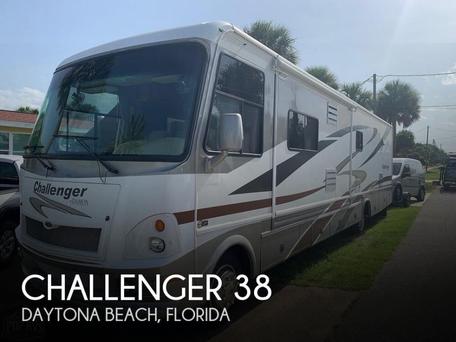 2007 Damon Challenger 377