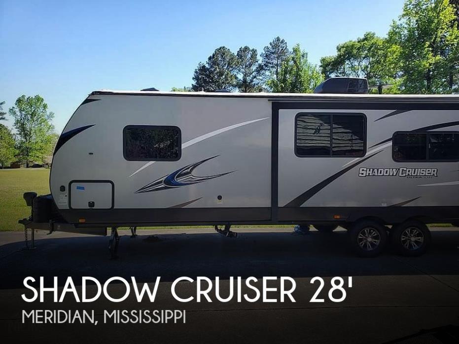 2018 Shadow Cruiser Shadow Cruiser 289RBS