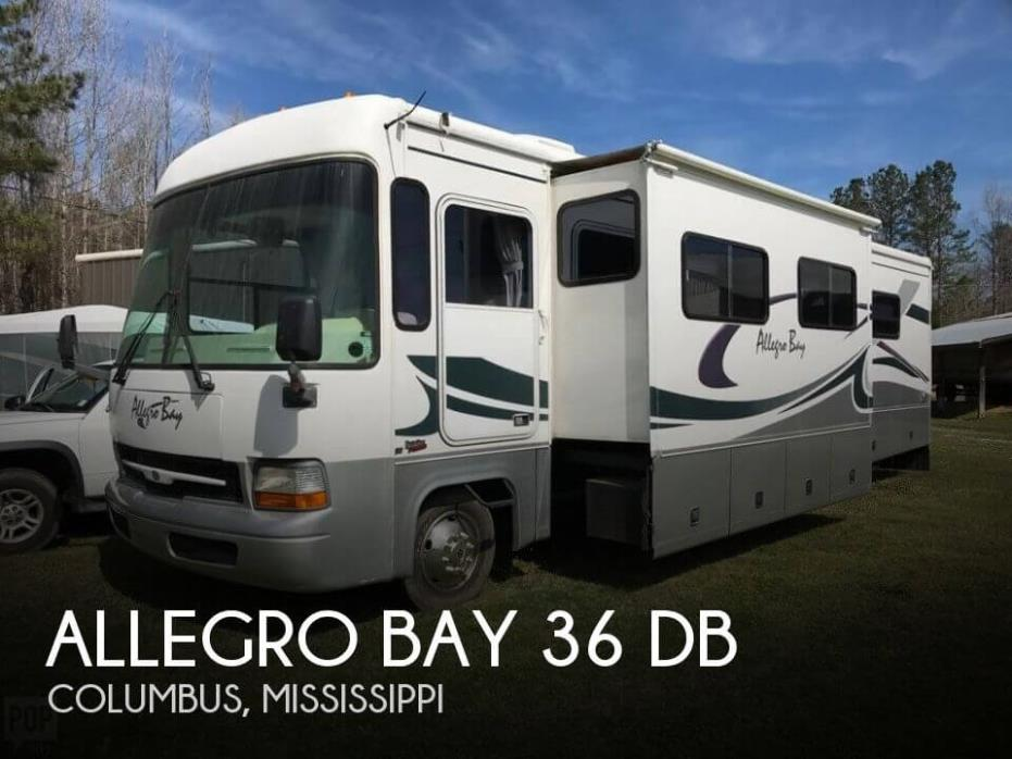 2001 Tiffin Allegro Bay 36 DB