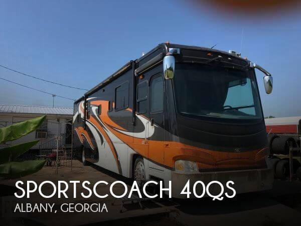 2007 Coachmen Sportscoach 40QS