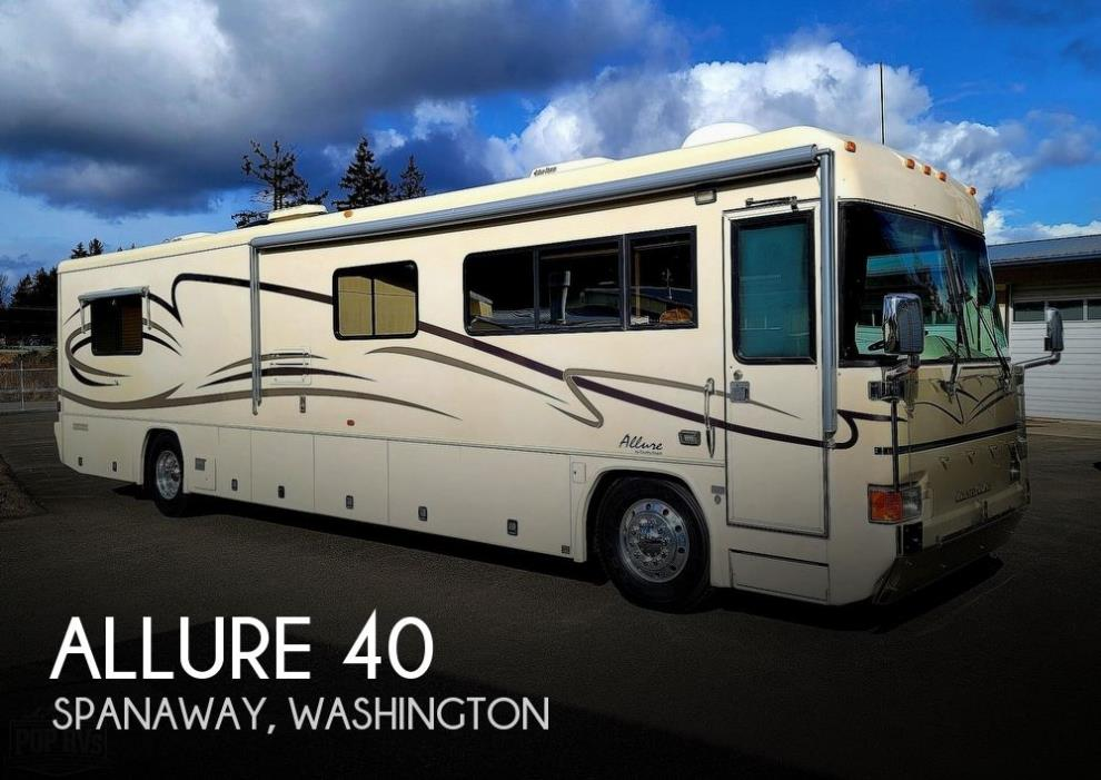 2001 Country Coach Allure 40 Crown Point