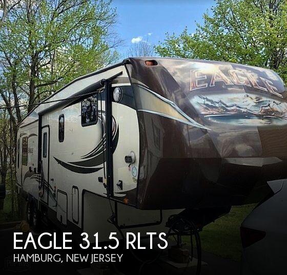 2014 Jayco Eagle 31.5 RLTS
