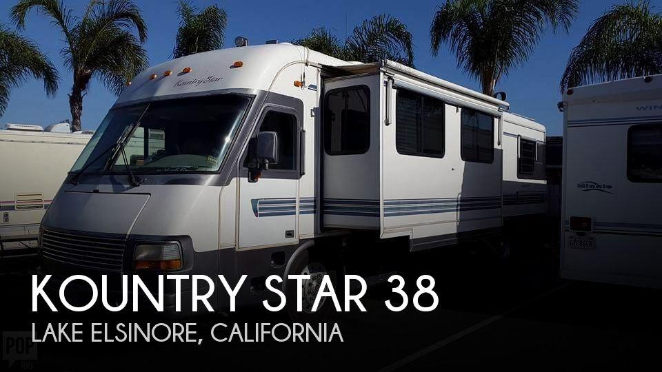 1995 Newmar Kountry Star 3855
