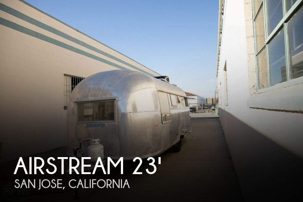 1958 Airstream Airstream Flying Cloud