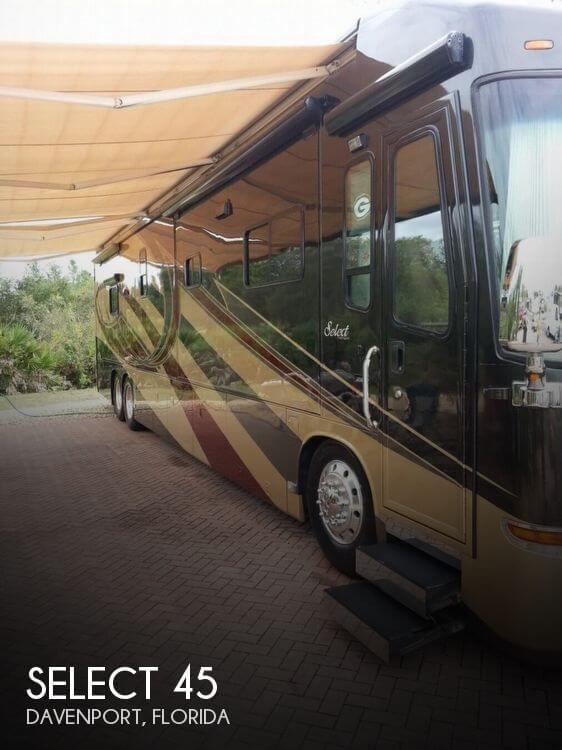 2007 Travel Supreme Select 45