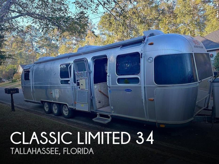 2009 Airstream Classic Limited 34