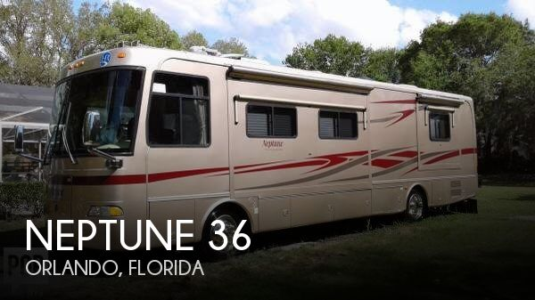2005 Holiday Rambler Neptune 36