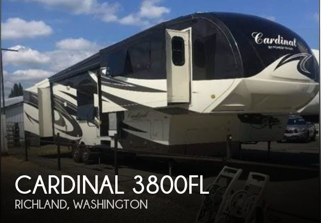 2013 Forest River Cardinal 3800FL
