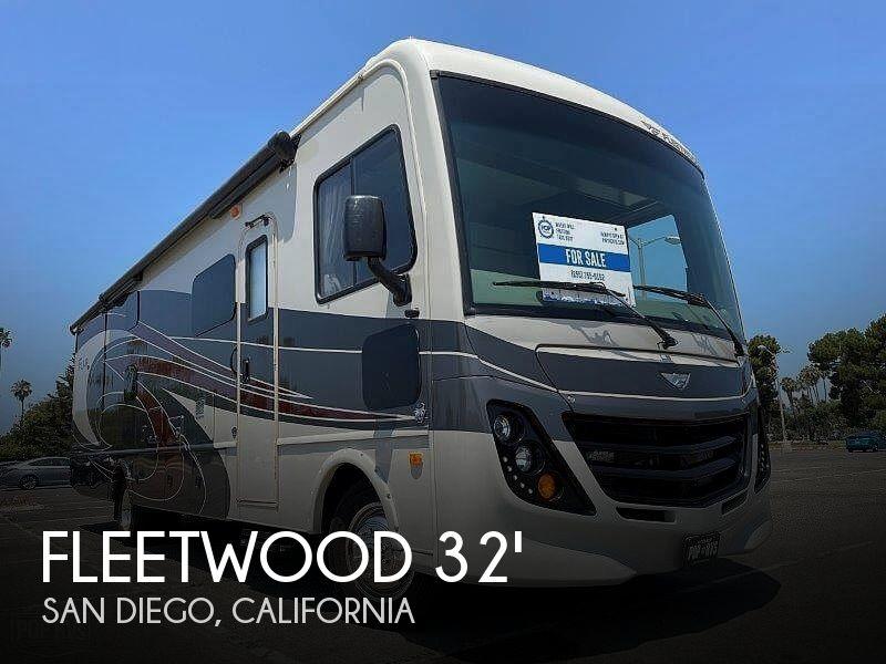 2018 Fleetwood Flair LXE 31B