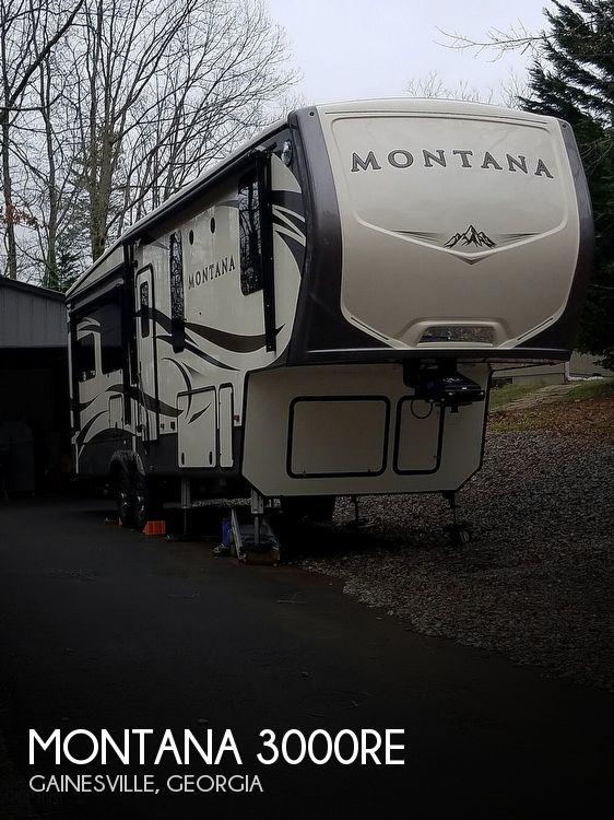 2018 Keystone Montana 3000RE