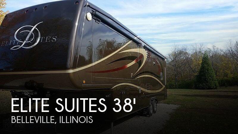 2012 DRV Elite Suites 38RSSB3