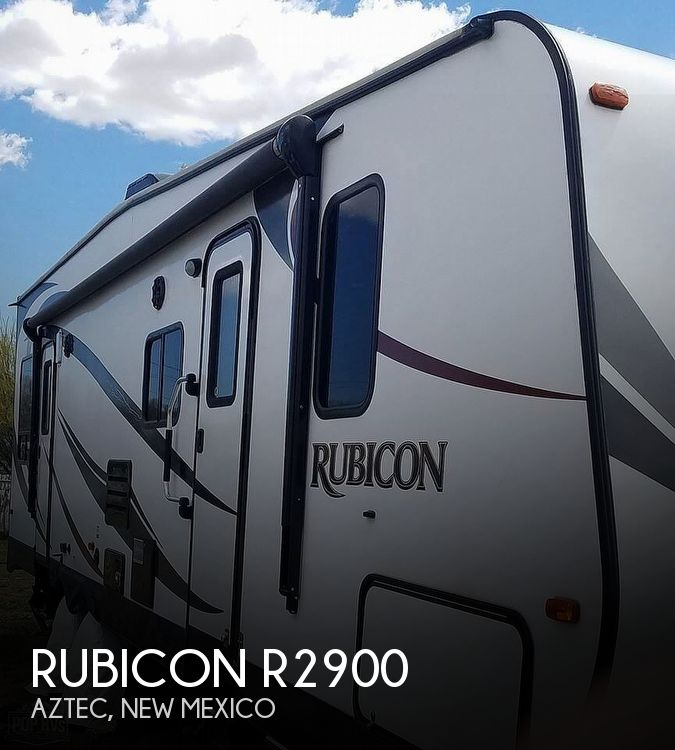 2015 Dutchmen Rubicon 2900