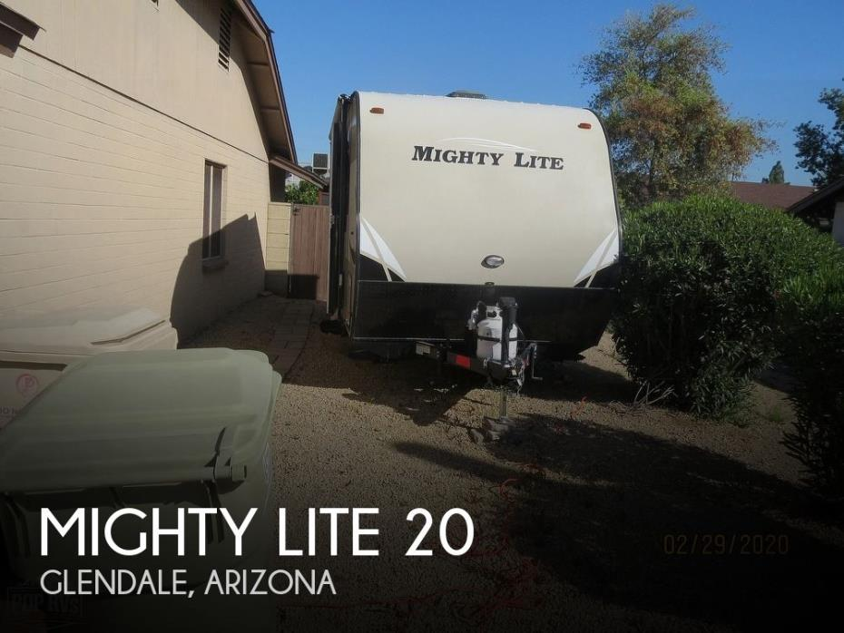 2017 Pacific Coachworks Mighty Lite 20