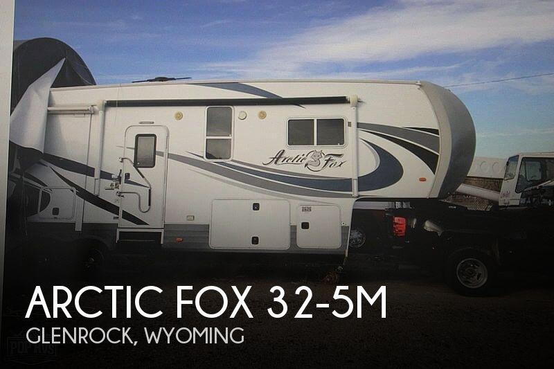 2016 Northwood Arctic Fox 32-5M