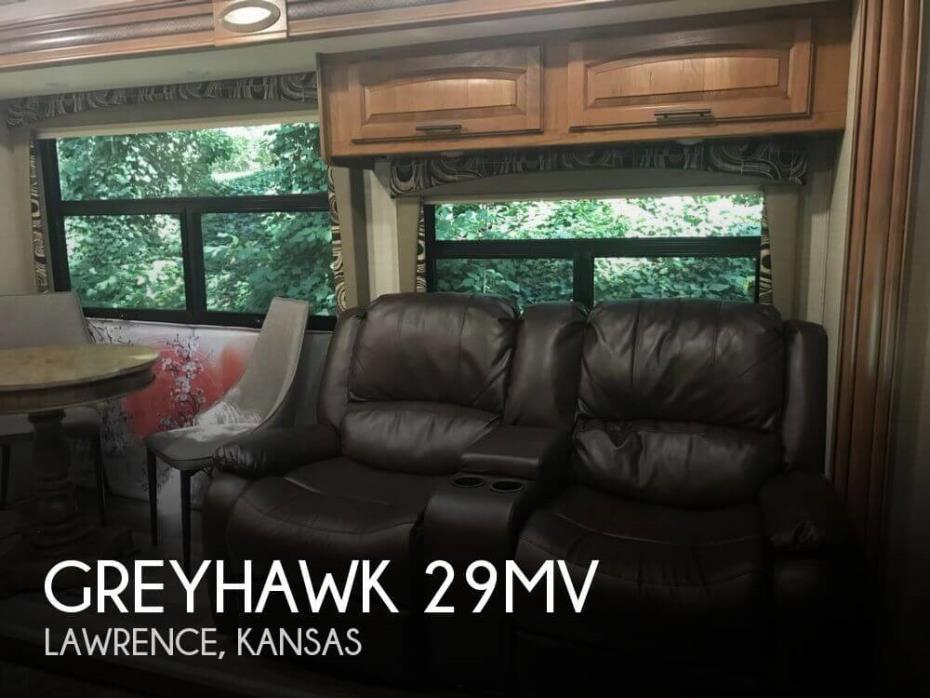 2017 Jayco Greyhawk 29MV