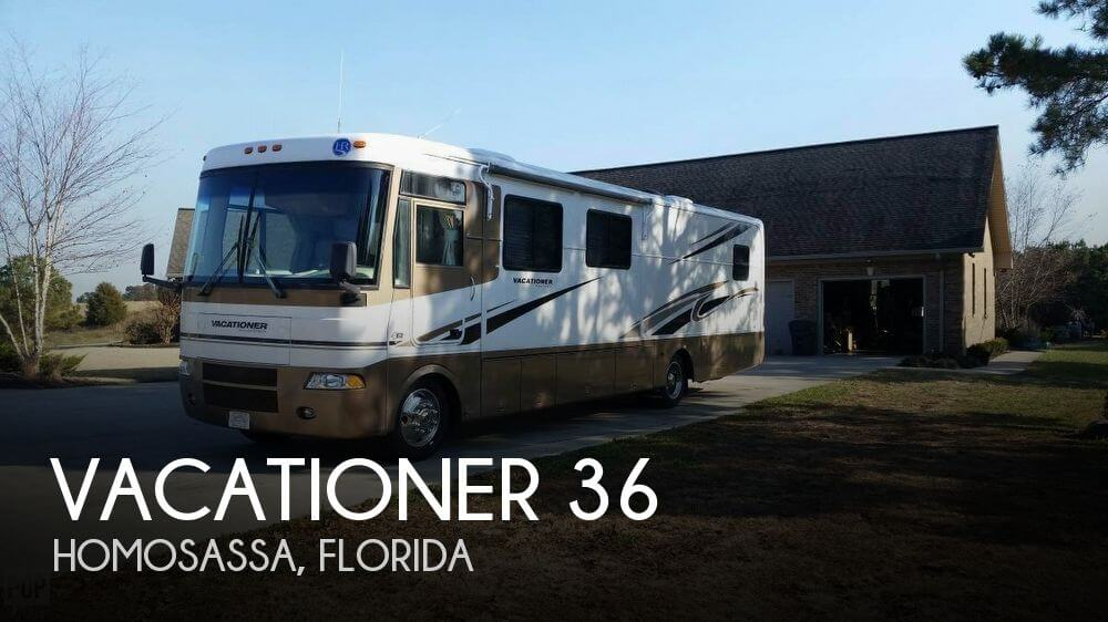 2002 Holiday Rambler Vacationer 36