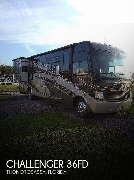 2013 Thor Motor Coach Challenger 36FD