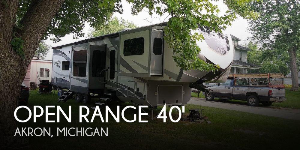 2017 Highland Ridge Open Range 3X 387RBS