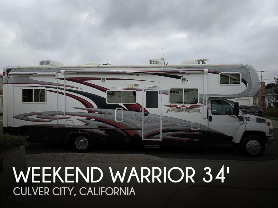 2009 Weekend Warrior Road Warrior 3400