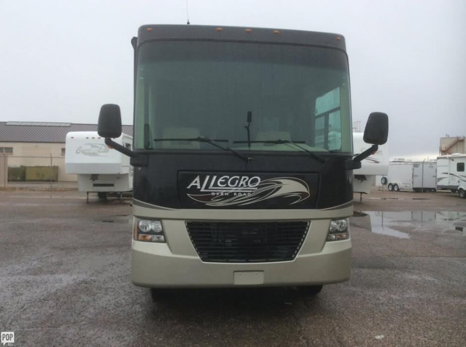 2012 Tiffin Allegro 34TGA, 3