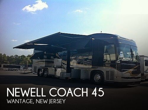 2006 Newell Coach 45