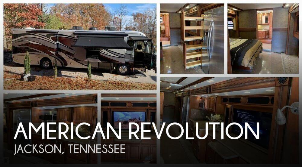 2013 American Coach American Revolution M38S