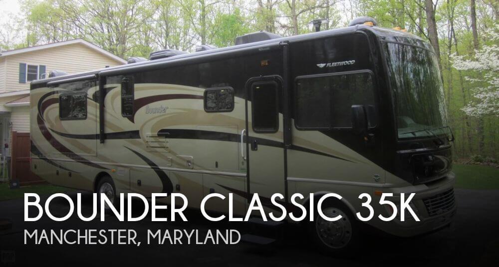2014 Fleetwood Bounder Classic 35K