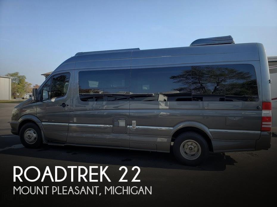 2015 Roadtrek Roadtrek 22 RS Adventurous