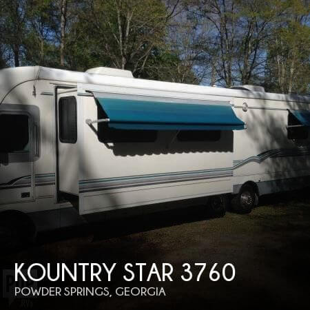 1996 Newmar Kountry Star 3760