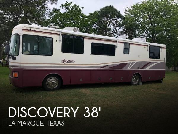 1998 Fleetwood Discovery Discovery 36-R
