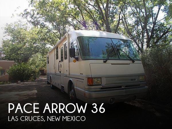 1994 Fleetwood Pace Arrow 36