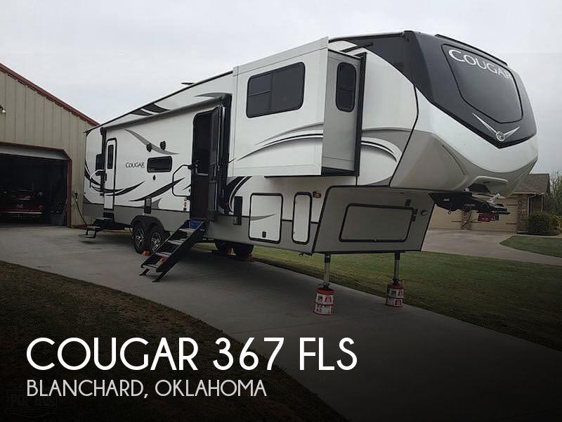 2020 Keystone Cougar 367FLS