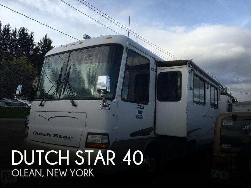 2001 Newmar Dutch Star 40