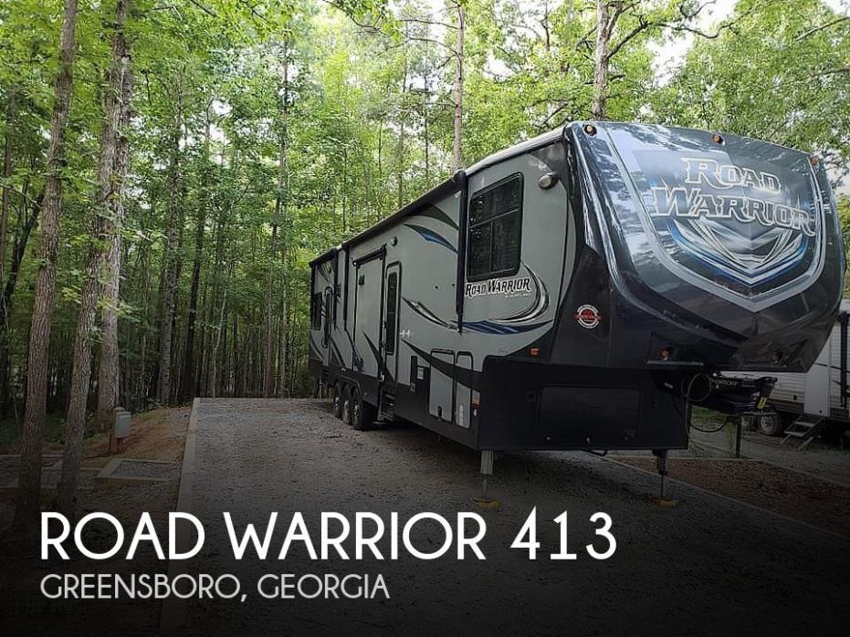 2016 Heartland Road Warrior 413