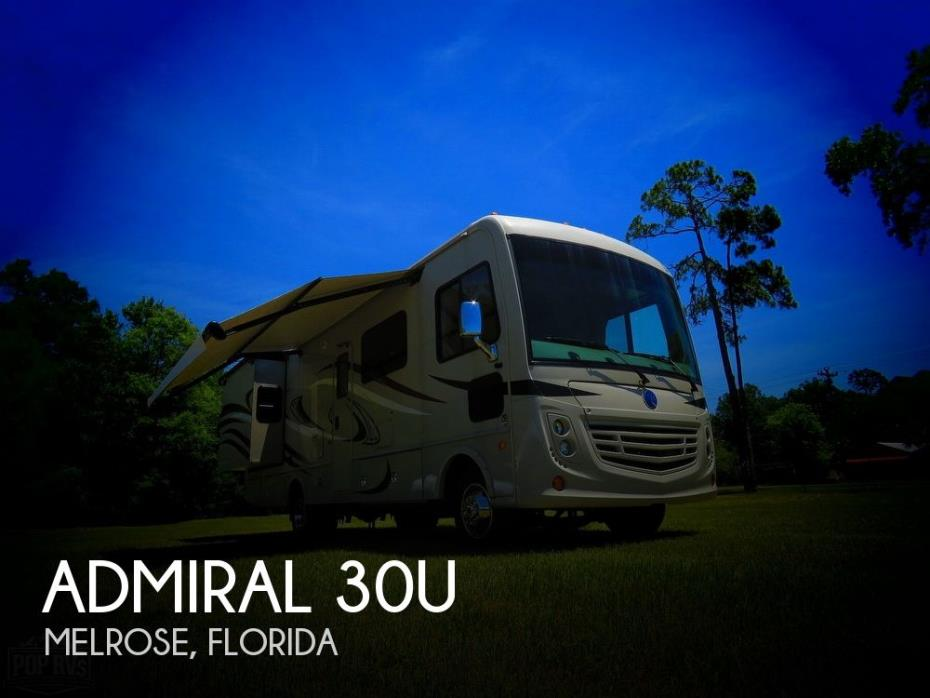 2018 Holiday Rambler Admiral 30U